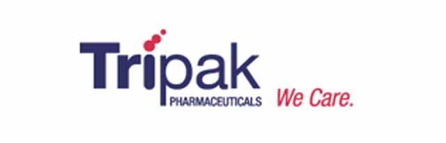 Tripak Pharmaceuticals Logo